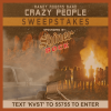 Randy Rogers Band Crazy People Sweepstakes Sponsored by Shiner Bock