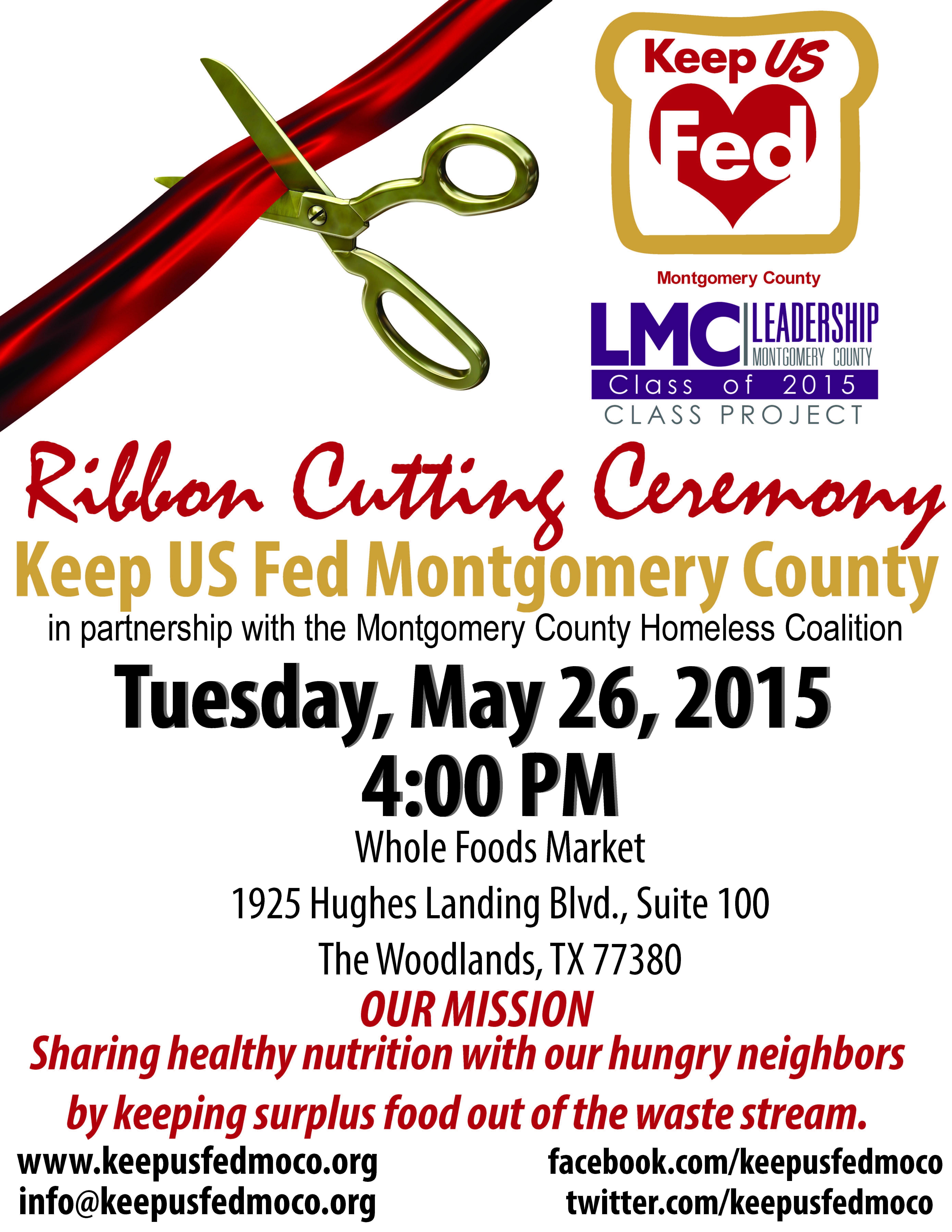 LMC Project Ribbon Cutting FINAL