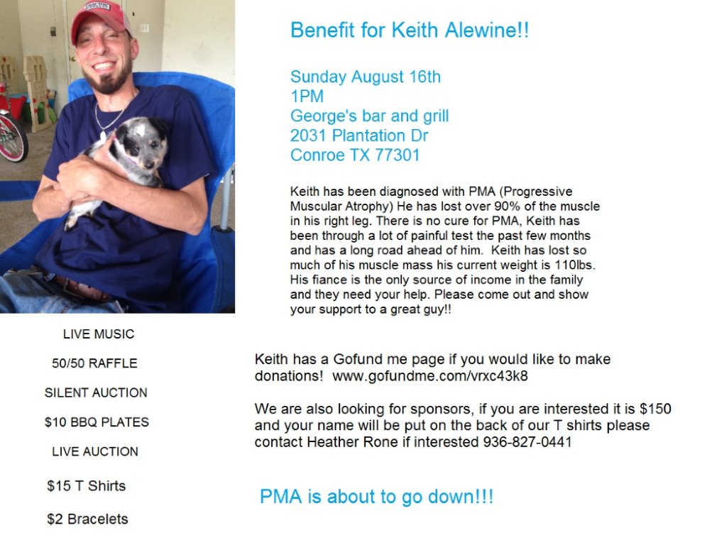 Keith benefit