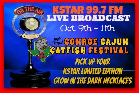 Conroe Cajun Catfish Festival 10-09-15