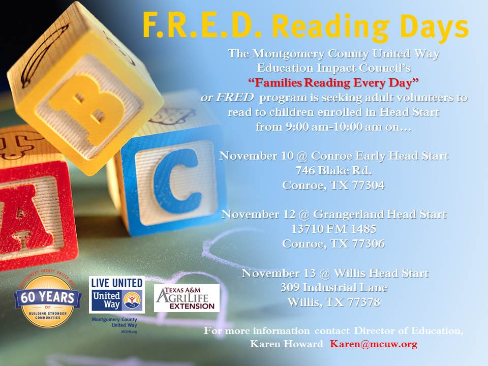 FRED Flyer