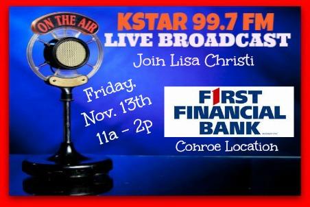 First Financial Bank 11-13-15