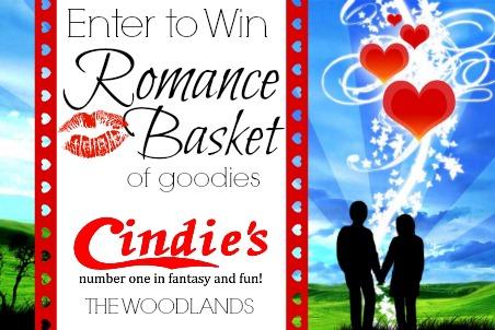Romance Basket Giveaway Contest