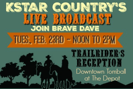 City of Tomball Trailrider's Reception 02-23-16
