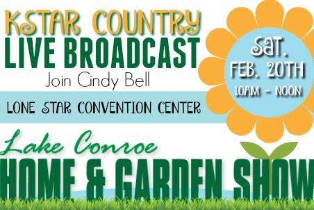 Lake Conroe Home Garden Show 02-20-16