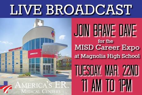 America's ER MISD Career Expo Center 03-22-16