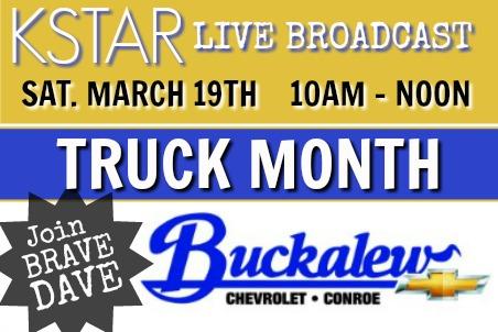 Buckalew Chevrolet 03-19-16