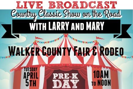 Walker County Fair Pre-K Day 04-05-16