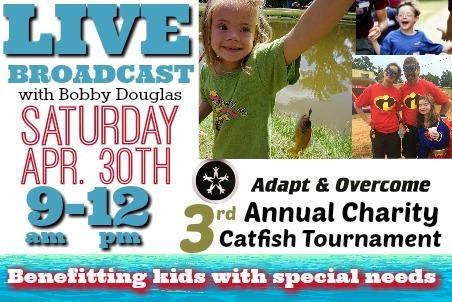 Adapt and Overcome Catfish Tournament 04-30-16