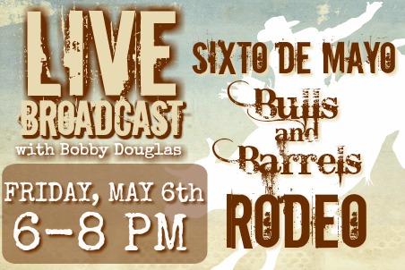 Sixto de Mayo Bulls and Barrels Rodeo 05-06-16