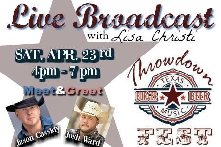 Throwdown Texas Burger & Beer Festival 04-23-16