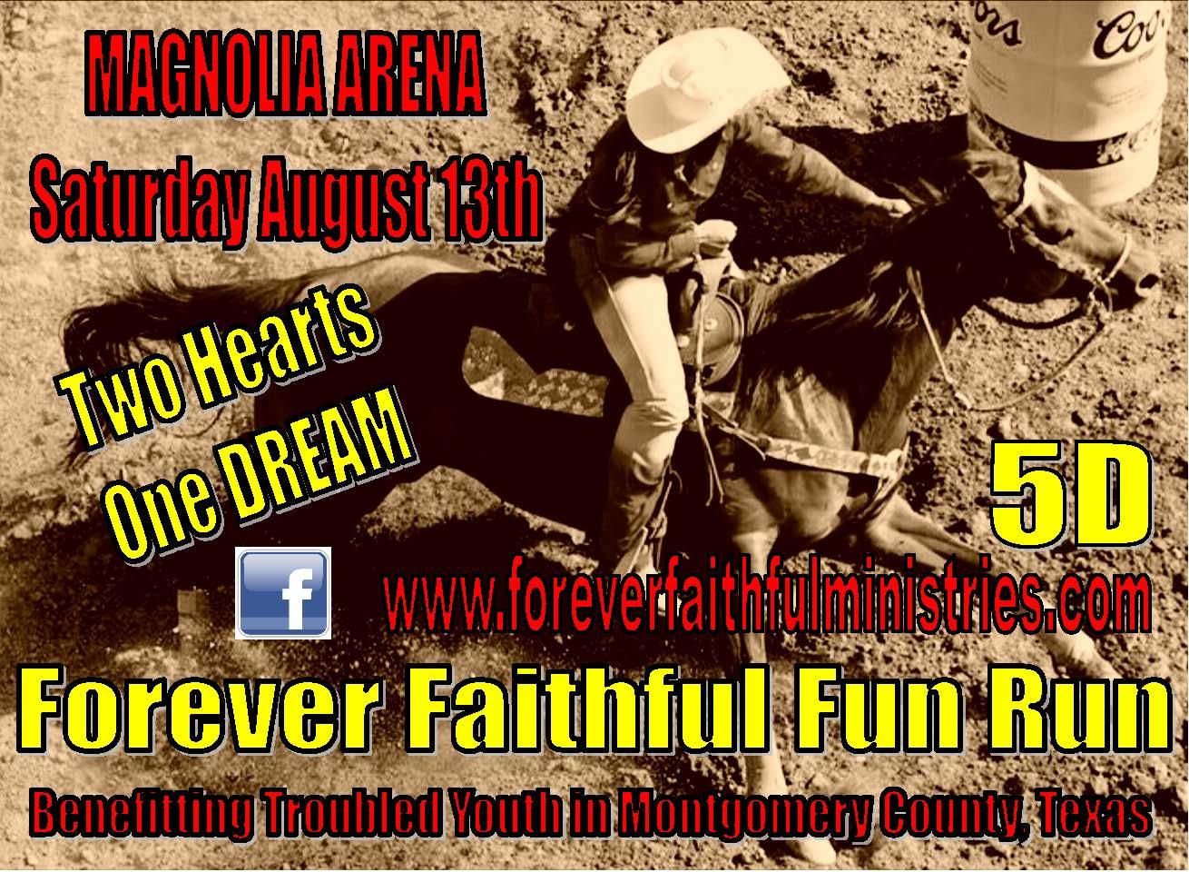 Forever Faithful Fun Run