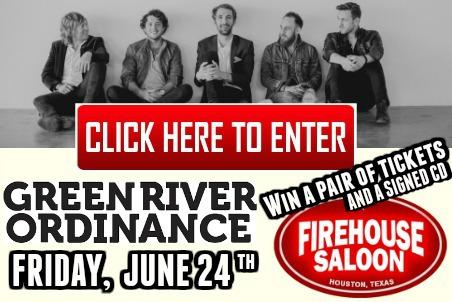 Green River Ordinance Promo - Signed CD