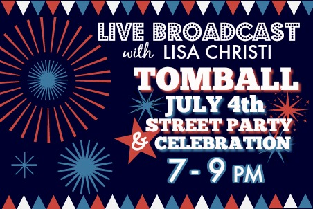 Tomball July 4th Street Party and Celebration 07-04-16