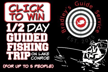 Bradley's Guide Service Contest Promo
