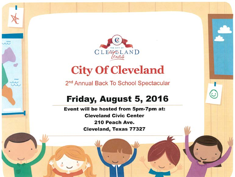 City of Cleveland Back to School Spectacular