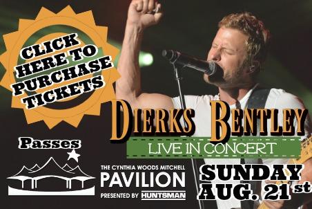 Dierks Bentley Concert