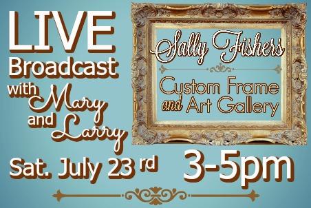 Sallie Fisher 07-23-16