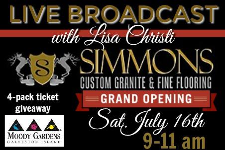 Simmons Granite 07-16-16