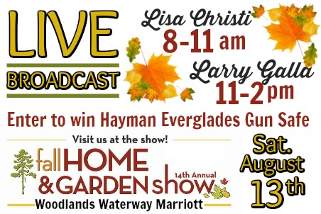 Woodlands Fall Home and Garden 08-13-16
