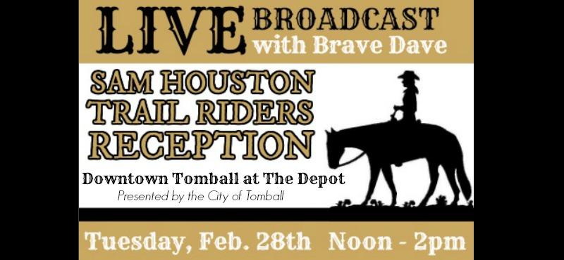02-28-17 Sam Houston Trail Riders Reception