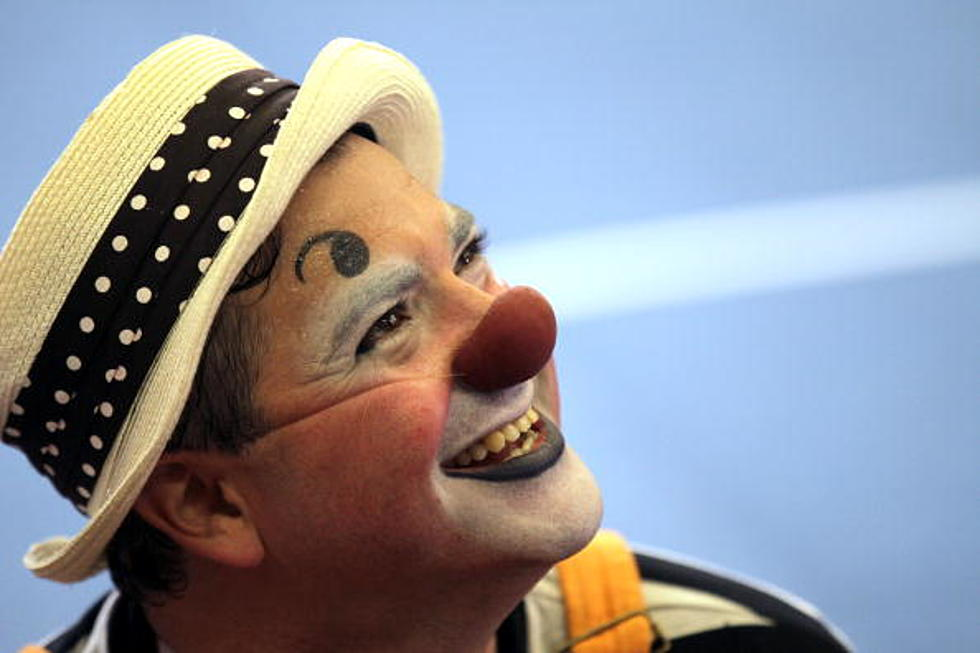 Michigan Town Bans Clowns From Halloween Party