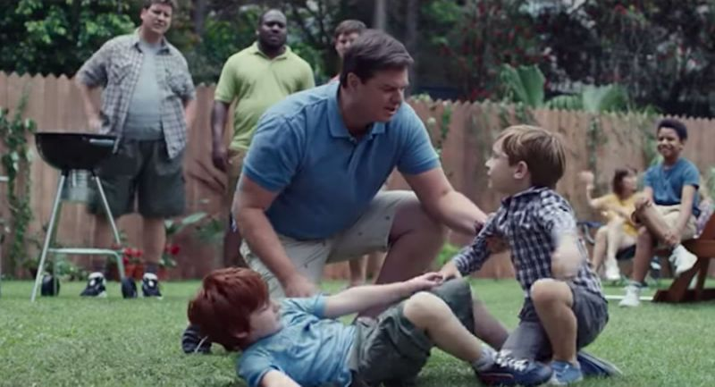 The Internets are upset with this new Gillette ad