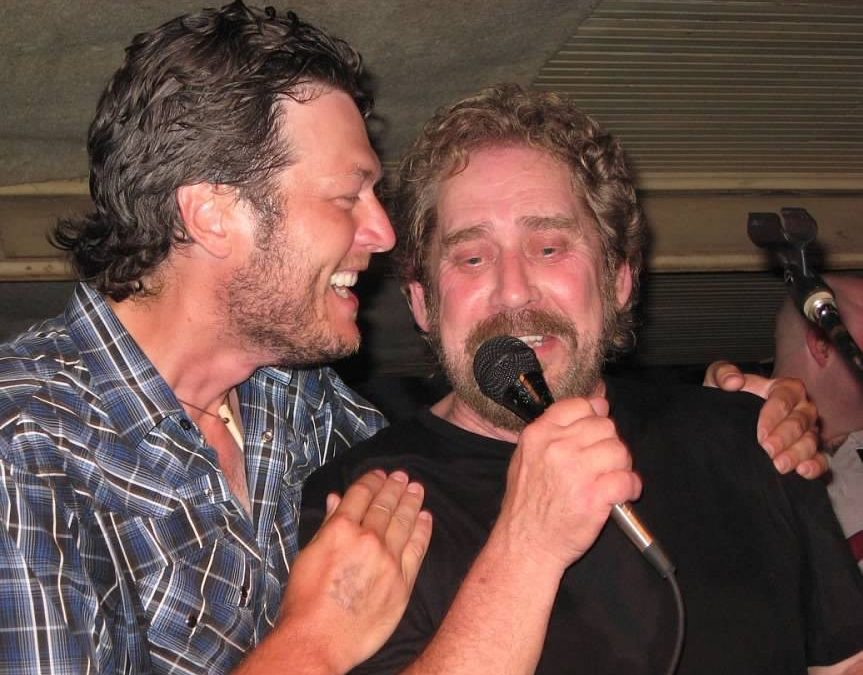 Blake Shelton Shares the News of Earl Thomas Conley's Death