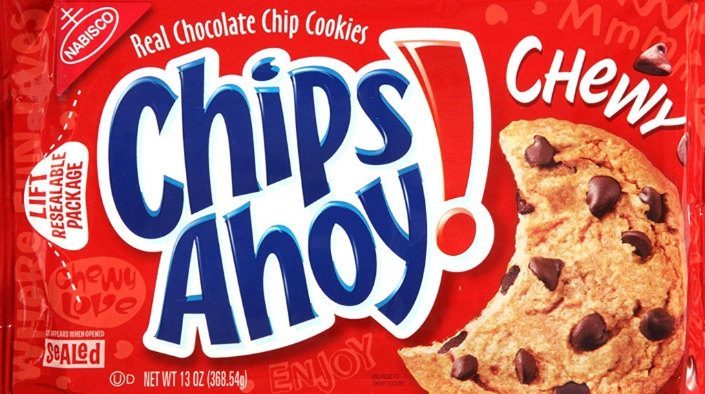Nabisco Chewy Chips Ahoy Recall