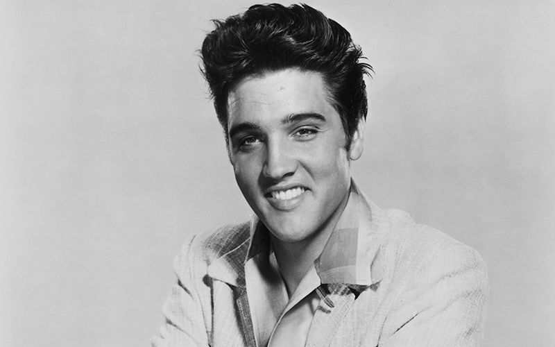 The Most Iconic Hairdo of All Time is Elvis Presleys Quiff
