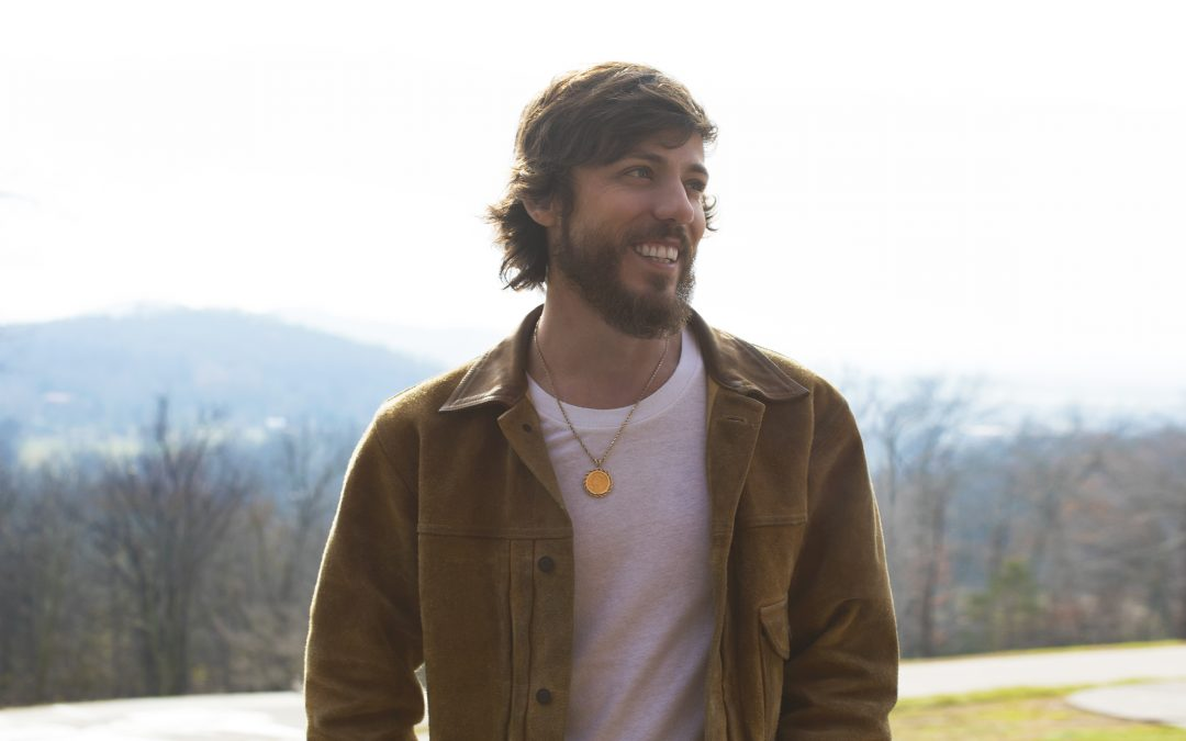 """Chris Janson Was """"Done"""" The First Time He Saw His Wife"""