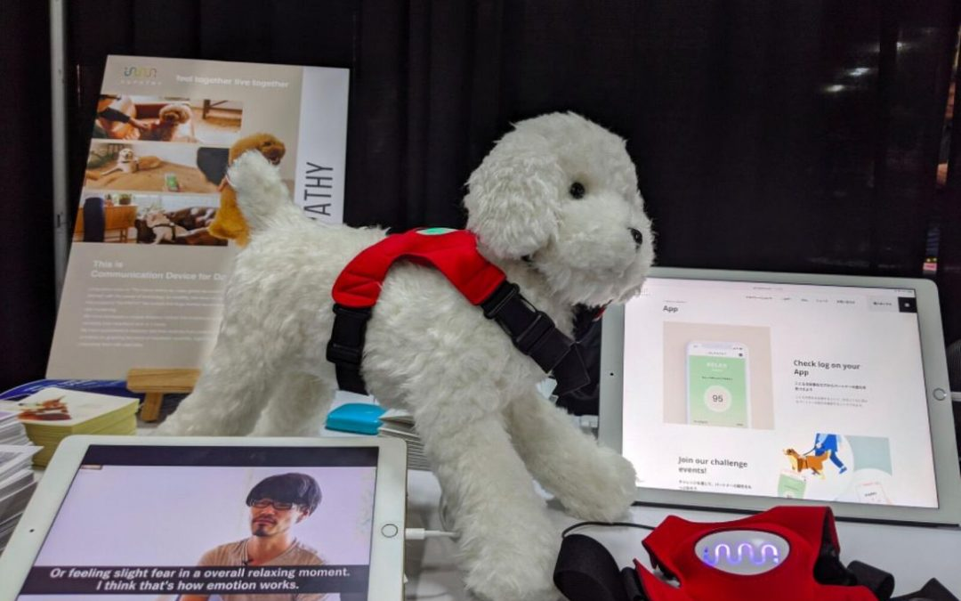 A New Dog Harness Tells You How Your Dog Is Feeling