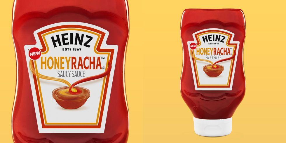 Heinz's Newest Mashup Condiment Is HoneyRacha . . . That's Honey Plus Sriracha