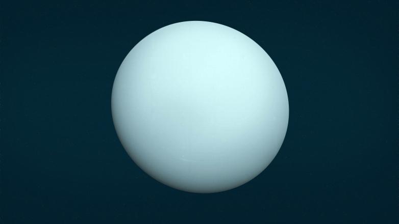 Breaking News: Uranus Is Leaking Gas