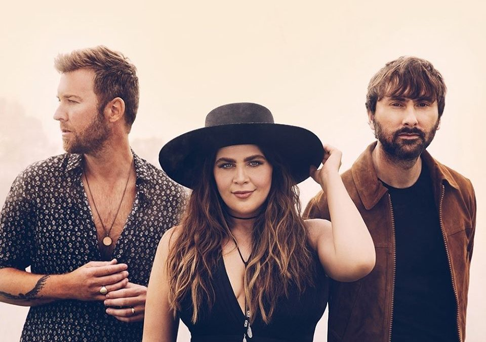 """The Group Formerly Known as Lady Antebellum will now be called """"Lady A"""""""