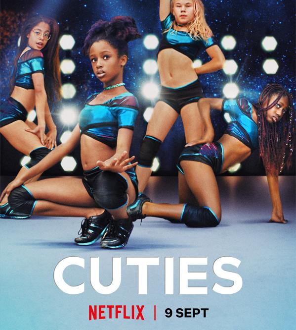 Netflix Cuties Poster