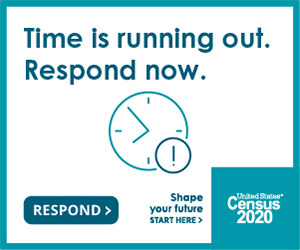 2020 Census Counts End on September 30!