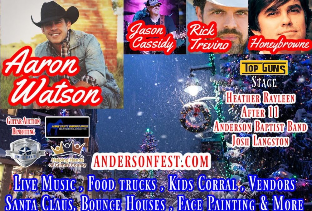 Win a Pair of VIP Tickets to Anderson Holiday Fest