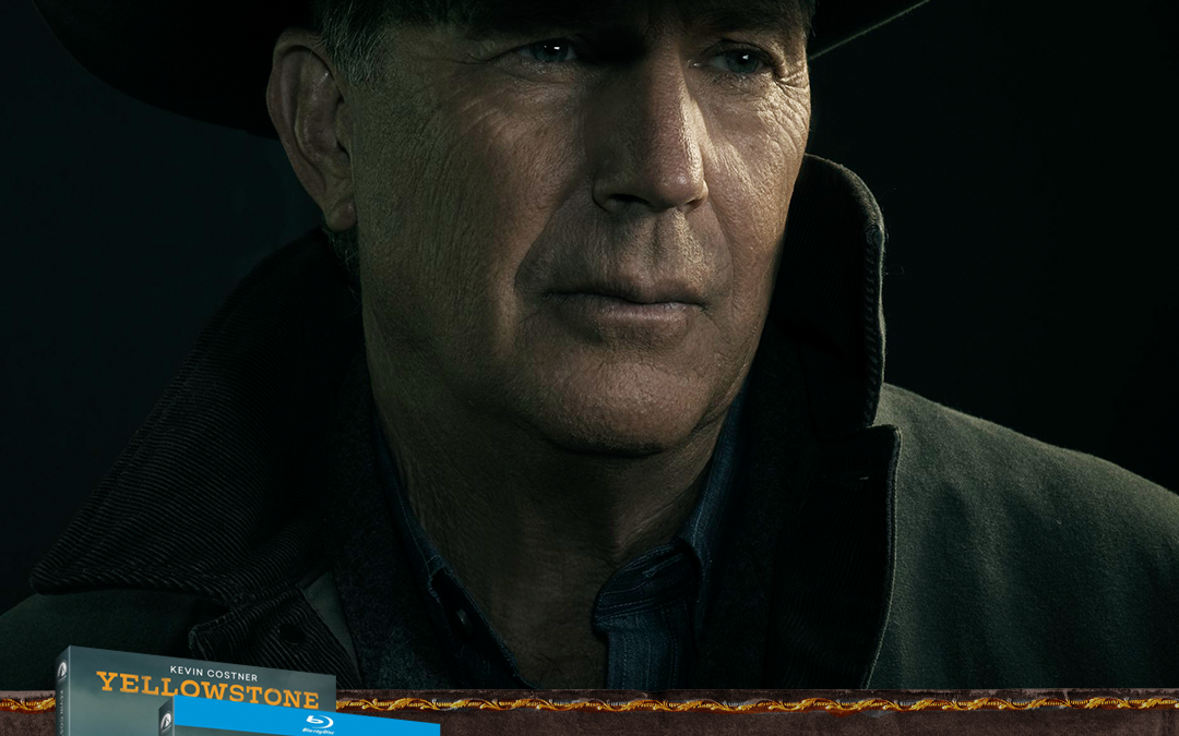 Own Yellowstone Season 3 on Blu-Ray and DVD today!