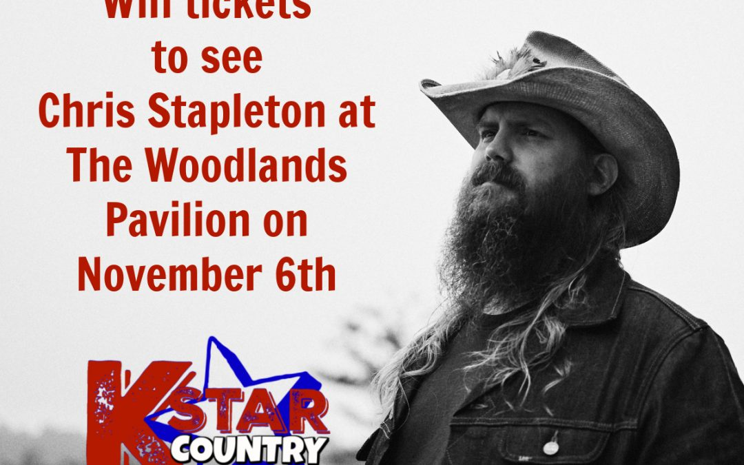 Win tickets to See Chris Stapleton all week on The Funny Farm
