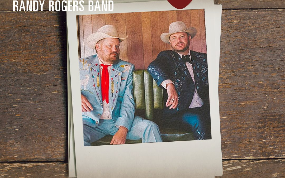 Randy Rogers and Wade Bowen Text to Win VIP Flyaway Experience Contest