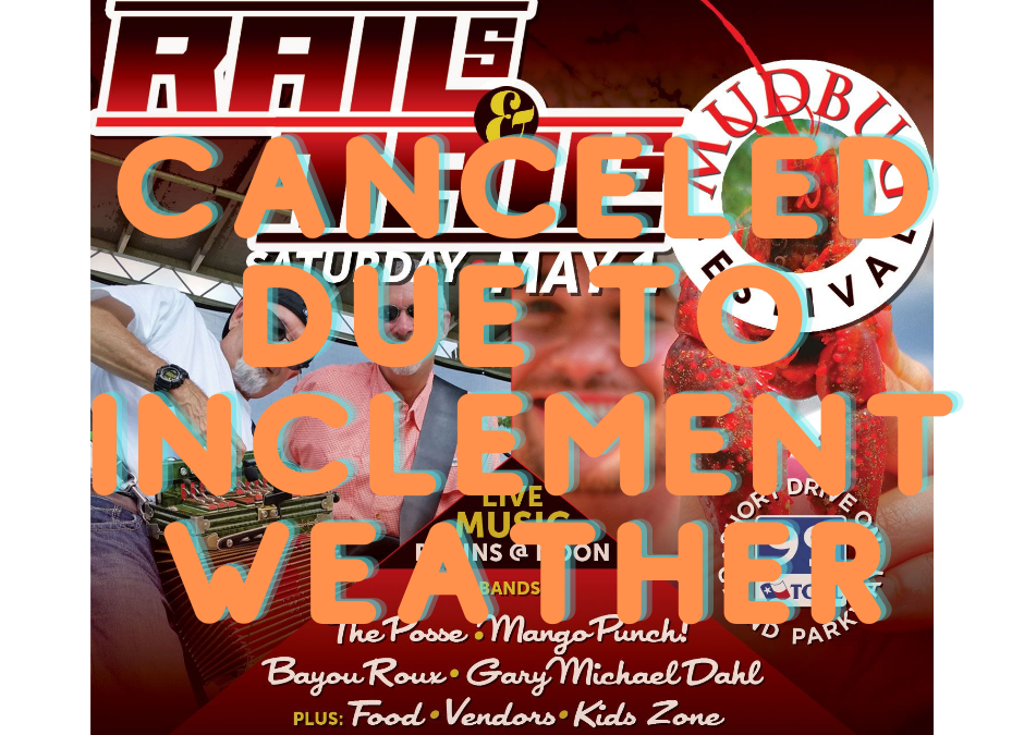 Tomballs' Rails and Tails Festival Canceled