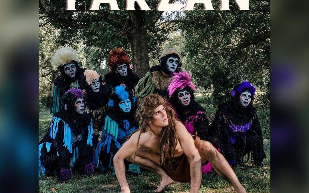 Stage Right Presents Disney's Tarzan