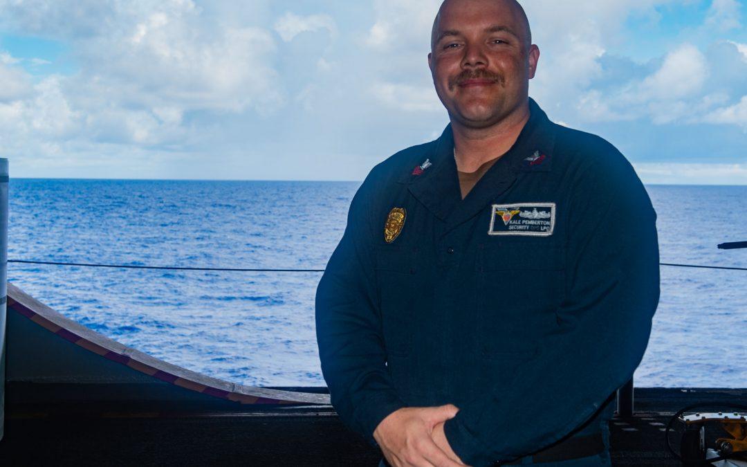 Huntsville native serves aboard USS Carl Vinson